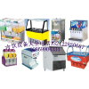 供应连续打冰淇淋机、三口味冰激凌机、天津好冰淇淋机