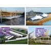供应上海燕雨膜结构公司主营钢结构车棚 膜结构自行车棚