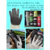 供应电硅胶/手套导电硅胶/触摸屏手套硅胶