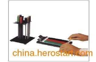 供应油墨粘胶涂料等乳液检测中使用英国原装进口多型号RK不锈钢线棒