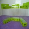 深圳哪里能买到环保的胶盒 广东PET印刷胶盒