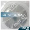 供应锑化铟基片 InSb foil 国材科技