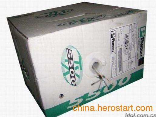 供应(进口品牌)PANDUIT泛达六类网线/杭州市区公交