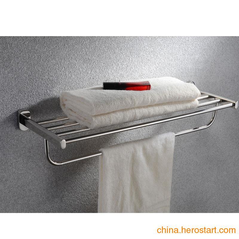 供应304不锈钢毛巾架