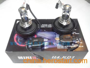 厂家直销供应H4专车专用一体化HID 一体化氙气灯 脉冲式高低灯