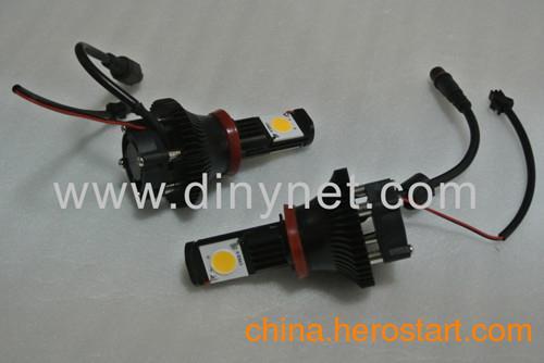 供应厂家直销LED前大灯雾灯(通用型)出口品质汽车大灯前照灯车灯