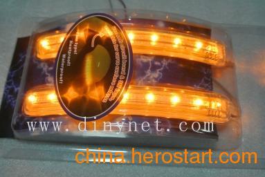 供应汽车LED后视镜灯 转向灯 转弯灯 通用款LED转向灯 后视镜转向灯
