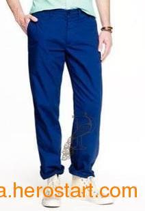 供应品牌服装原单批发 男装休闲裤之高品质精品纯真尾单