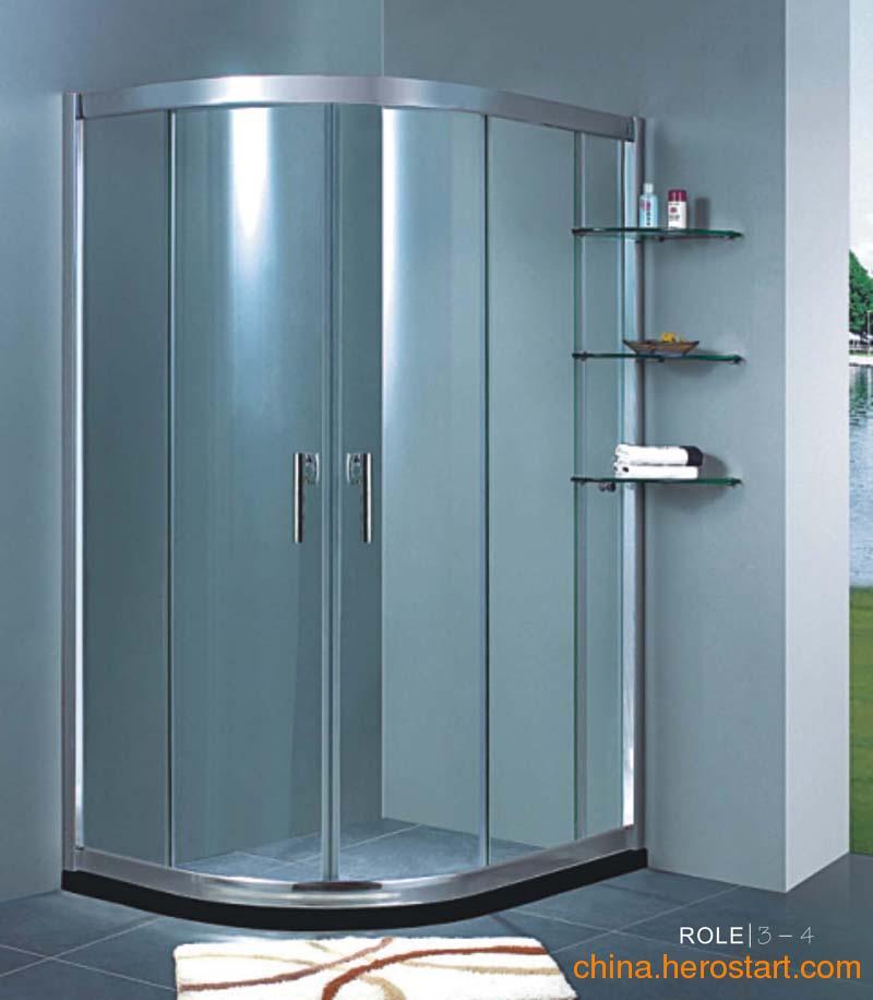 供应淋浴房|弧扇淋浴房|圆弧形淋浴房|冲凉房|沐浴房