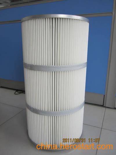 供应滤筒对于除尘滤筒器来说至关重要