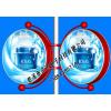 供应rodaRD-Y0224+圆形灯箱 路灯灯箱 灯杆广告牌