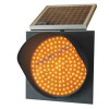 供应太阳能黄闪警示灯
