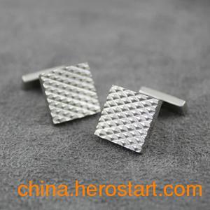 供应定制袖扣袖钉胸针徽章领带夹工厂