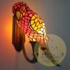 供应豪华好看的室内照明灯饰 蒂凡尼壁灯 小鸟风格 人见人爱