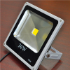 供应惠尔乐大功率50W超薄LED投光灯 泛光灯LED射灯,深圳灯具厂直销