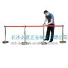 供应5米伸缩带栏杆座 带警戒线 栏杆座 一米线|隔离带批发