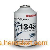 供应原装正品霍尼韦尔R134A制冷剂/冷媒/车用空调氟利昂