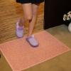 供应喷丝地毯浴室垫防滑垫丝圈进门地垫脚垫门垫厨房卫生间地垫PVC吸水垫