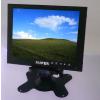 供应7寸液晶监视器 7寸铁壳监视器 工业监视器 BNC AV VGA