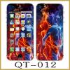 供应QQ苹果彩膜手机保护膜