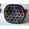 供应耐高温烟气采集伴热采样复合管采样复合管