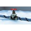 供应管道保温带自限温电伴热带管道防冻带