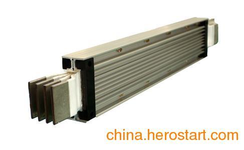 供应密集型母线槽的构造