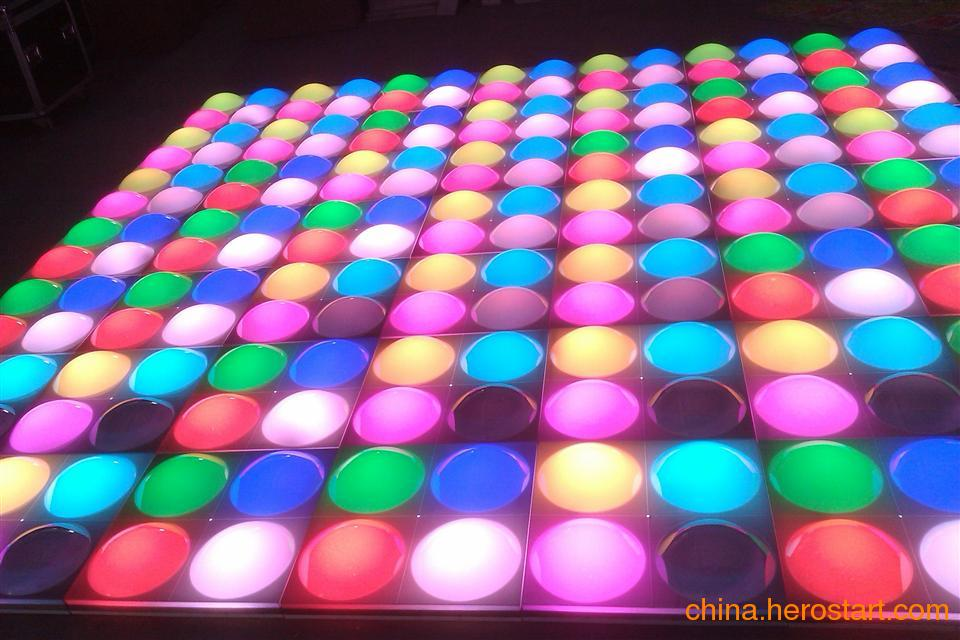 供应LED视频天花板 镀镜面LED四球 酒吧墙面装饰 LED幕墙屏 舞台灯光