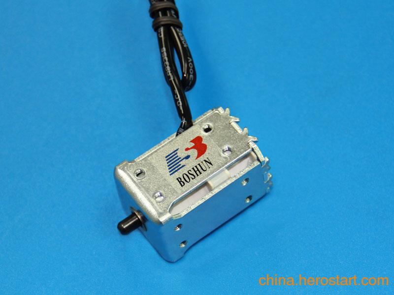 供应电脑选针机电磁铁/电脑翻针电磁铁