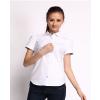 供应衬衫定做-修身版型立体装饰衬衫定做散发出一种知性美