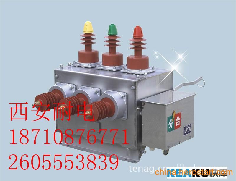 西安耐电供应ZW10-12/630A户外10KV高压真空开关