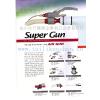 供应韩国SUPER GUN抽吸枪