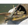 供应水乡木船,木质工艺品