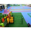 供应幼儿园室外橡胶地垫 新型拼装橡胶地垫