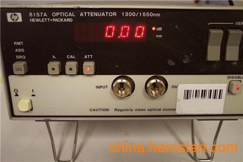 供应Agilent HP8157A,81570A,81571A 光衰减器