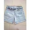供应2014新款夏季女条纹短裤