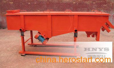 供应郑州新型SZF-520直线振动筛