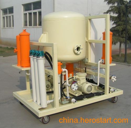 供应高效双级真空滤油机厂家型号