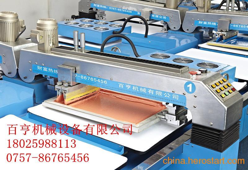 供应丝印胶浆机