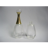 供应新款10ml水珠型玻璃香水瓶