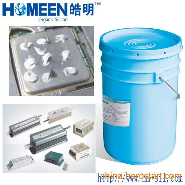 厂家低价供应散热硅胶 晶体管散热胶 LED背光模组散热胶