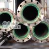 供应钢衬聚氨酯变径复合管