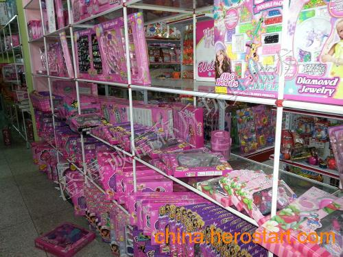 供应饰品类玩具称斤批发,小女孩最喜欢的种类之一,论斤销售