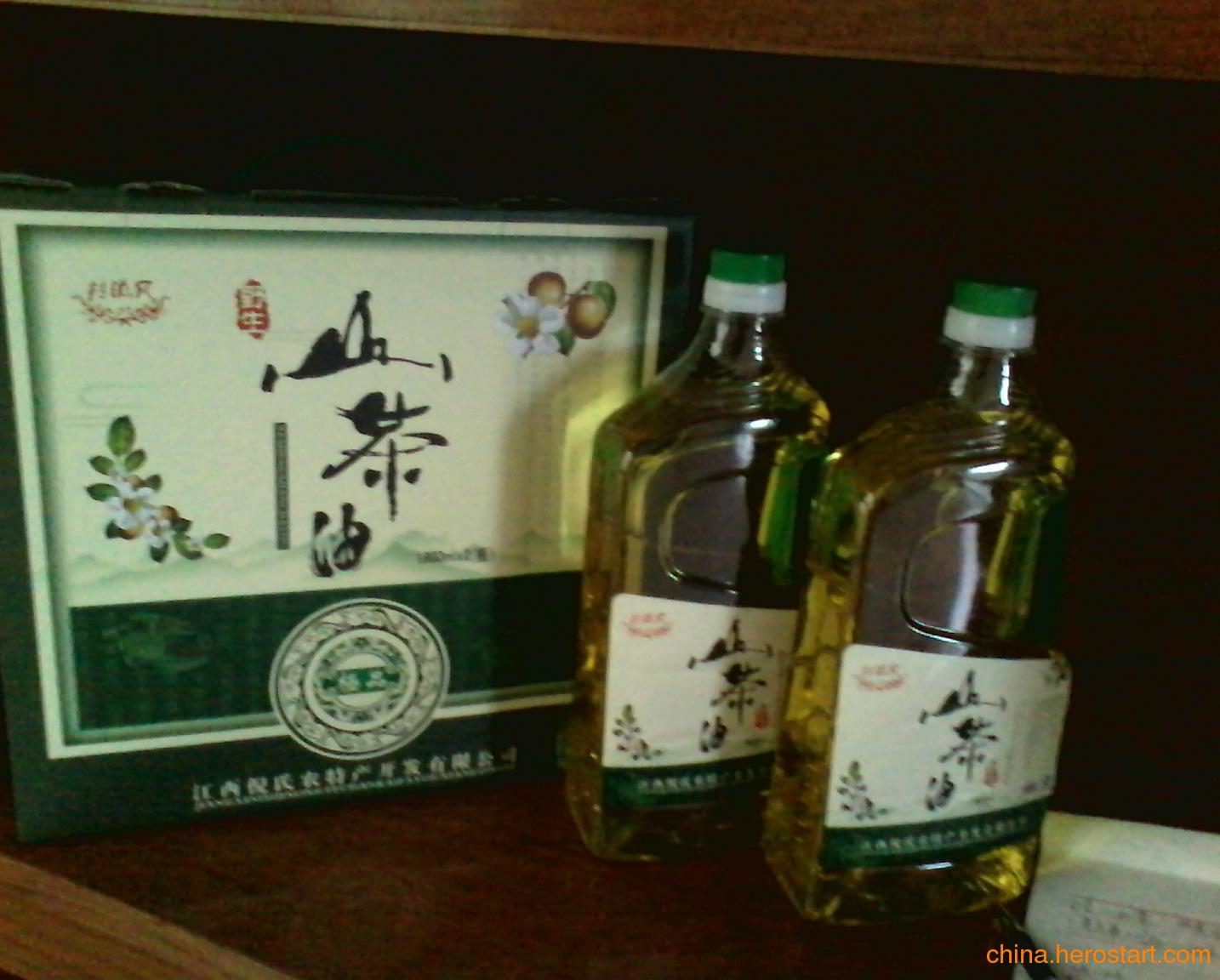 供应养生保健,油类精品——山茶油