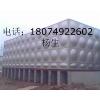 供应广西南宁厂家直销300立方不锈钢消防水箱