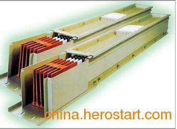 供应封闭式母线槽的装配结构