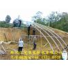 供应土墙几字钢温室大棚 郑州温室大棚建设公司