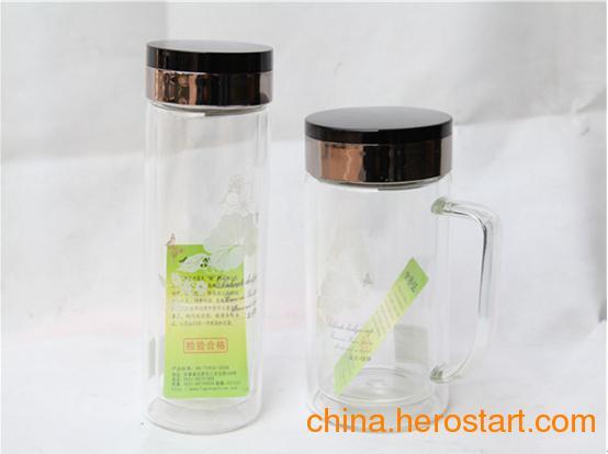 双层玻璃杯批发 双层玻璃杯供应 双层玻璃杯价格