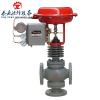 供应ZXX(Q)S高温散热型气动薄膜三通调节阀