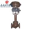 供应ZXPW波纹管密封型气动薄膜单座调节阀